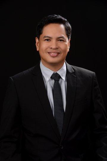 Capt Tito Alvin Andal PCG